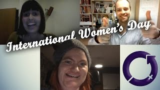 Muscle Owl Talks Ep38: Gender & Disability on International Women's Day 2017!