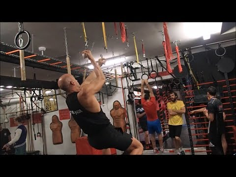 Ninja Warrior Video Reel 1