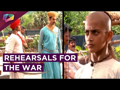 Bajirao Gets Trained For His War With Chandrasen |