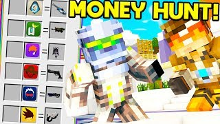 30 GOAT PICTURE TEXT PRANK - OP OVERWATCH MONEY HUNT MOD - MINECRAFT LUCKY MODDED MINIGAME