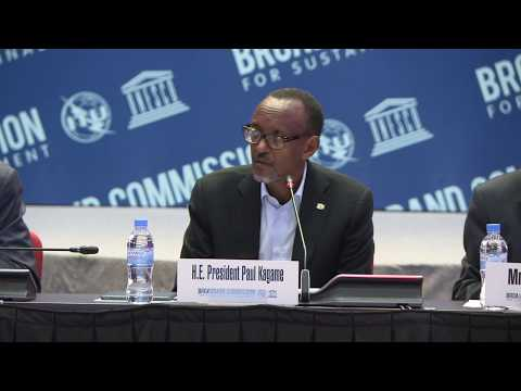 Video President Kagame at Transform Africa Economic Forum | Kigali, 7 May 2018 download in MP3, 3GP, MP4, WEBM, AVI, FLV January 2017
