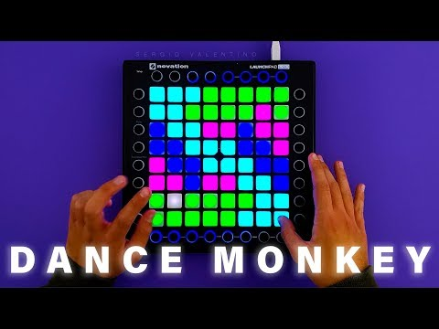 DANCE MONKEY - TONES AND I (Launchpad Cover) + Project File