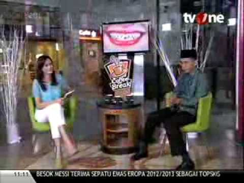 TGH Zainul Majdi - Coffe Break TV One | Part 1