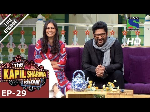 The Kapil Sharma Show - दी कपिल शर्मा शो–Ep-29- Arshad Warsi in Kapil's Mohalla– 30th July 2016 (видео)
