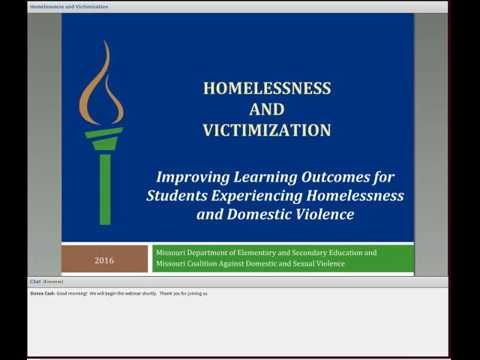 Homelessness and Victimization