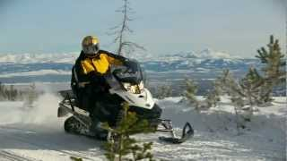 10. 2014 Ski-Doo Expedition