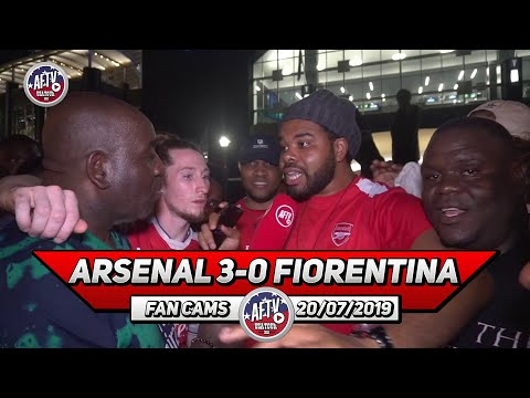 Arsenal 3-0 Fiorentina | What Do You Want From Stan Kroenke? (Fans Debate)