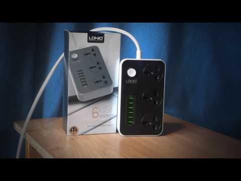review LDNIO SC3604 EU plug [FR]