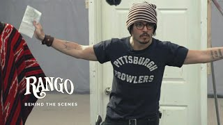 Nonton Rango  2011    Making Of With Johnny Depp Film Subtitle Indonesia Streaming Movie Download