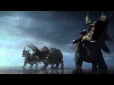 Last Days Of The Dinosaurs Trailer