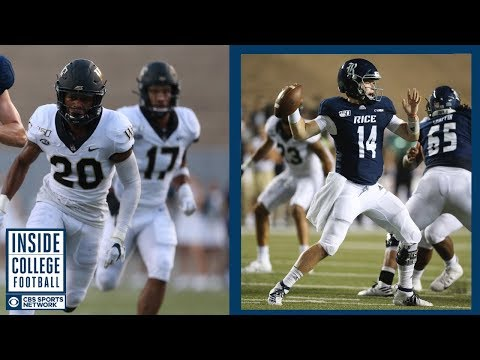 Video: Week 2 Wake Forest at Rice | Inside College Football