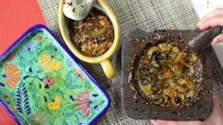 Cómo hacer salsa asada de tomate
