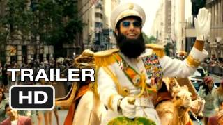 Nonton The Dictator Official Trailer  1   Sacha Baron Cohen Movie  2012  Hd Film Subtitle Indonesia Streaming Movie Download