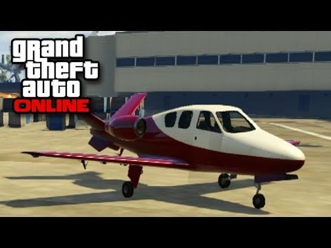 plane - Two more GTA Online videos coming today: ○ New Turismo R Car: http://www.youtube.com/watch?v=gHvy5r_rlzY ○ New Special Carbine Gun! http://youtu.be/clio_T1XS...