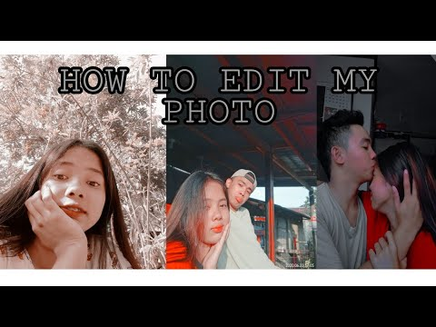 HOW I EDIT MY PHOTO IN PINTEREST AND POLAR APPS