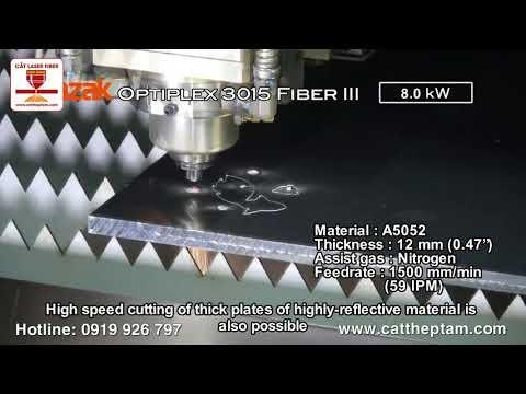 Cắt Laser Fiber Kim Loại uy tín chất lượng chính xác cao giá rẻ