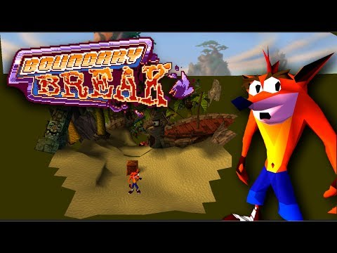 Off Camera Secrets | Crash Bandicoot - Boundary Break