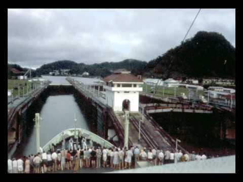 ss Southern Cross Panama Canal Transit 11 Nov 65