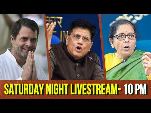 Saturday Night Live Stream! How Young India is showing us the way!