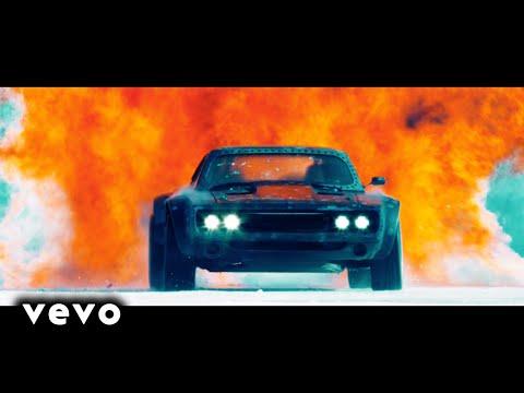 Tokyo Drift & Sean Paul Temperature [REMIX]   Fast And Furious 8 (Final Battle)