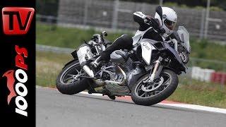 8. 2015 BMW R 1200 GS Test   Reiseenduro Vergleich