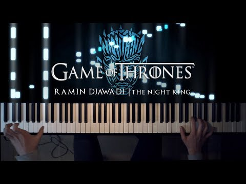 Ramin Djawadi  - The Night King (Game of Thrones S8) [Full Piano Cover]