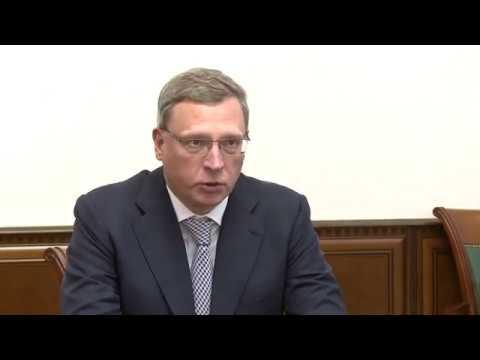 Președinte Republicii Moldova a avut o întrevedere de lucru cu guvernatorul regiunii Omsk