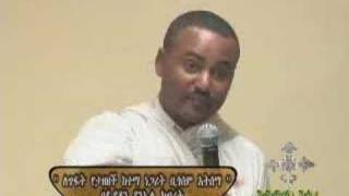 Ethiopian Orthodox Tewahedo Church  D/ Daniel Keberet 5 - 9