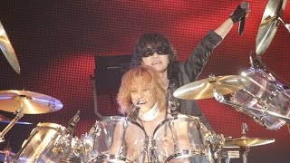 Video X JAPAN - JADE / RUSTY NAIL / 紅 [LIVE, 2015.6.27 LUNATIC FEST.] MP3, 3GP, MP4, WEBM, AVI, FLV April 2019