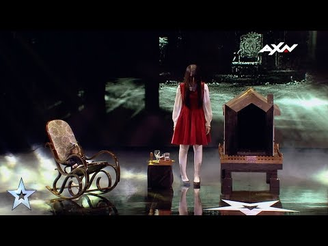 The Sacred Riana Semi-Final 2 – VOTING CLOSED | Asia's Got Talent 2017 (видео)