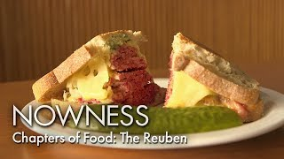 Director Joe Ridout takes a Seinfield-esque look at what makes a Reuben sandwich with the men behind east London's Monty's Deli. Read more on NOWNESS - http://bit.ly/2ucYNKm___Subscribe to NOWNESS here: http://bit.ly/youtube-nownessLike NOWNESS on Facebook: http://bit.ly/facebook-nowness   Follow NOWNESS on Twitter: http://bit.ly/twitter-nownessDaily exclusives for the culturally curious:  http://bit.ly/nowness-com  Behind the scenes on Instagram: http://bit.ly/instagram-nowness Curated stories on Tumblr: http://bit.ly/tumblr-nownessInspiration on Pinterest: http://bit.ly/pinterest-nowness Staff Picks on Vimeo: http://bit.ly/vimeo-nownessSubscribe on Dailymotion: http://www.dailymotion.com/nownessFollow NOWNESS on Google+: http://bit.ly/google-nowness