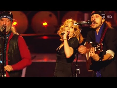 Madonna - La Isla Bonita - Live Earth 2007