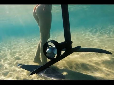 Amazing New Flying Surfboards Can Fly Over Water