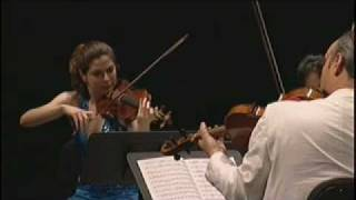 Dvorak's Piano Quintet In A Major - La Jolla Music Society's SummerFest 2006