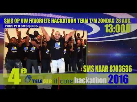 SMS Voting Hackathon 2016 Promo