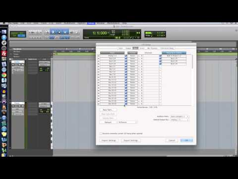 Pro Tools 10 – Getting Started with Audio Tracks, Instrument Tracks, and Playback Engine