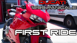 9. Ducati 1299 Panigale | First Ride!