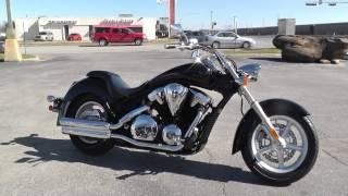 4. HON000779 - 2010 Honda VT1300CR Stateline - Used motorcycles for sale