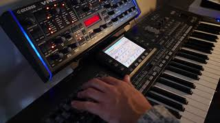 How To Sample and Edit LIVE DRUMS - KORG Pa3X FREE SAMPLES DOWNLOAD Pt.2