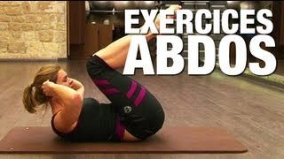 Fitness Master Class - Exercices abdos - YouTube