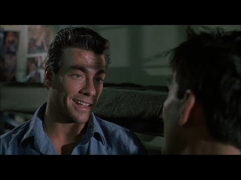 Death Warrant-Roommate and Van Damme