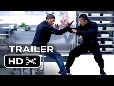 The Raid 2: Berandal Official Trailer (2014)