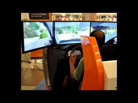 Simulador de direção passa a ser obrigatório para CNH