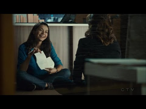 #3 Maggie and Sydney story S05E12 (3/4) Saving Hope