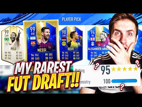 YOU WON'T BELIEVE THIS FUT DRAFT...