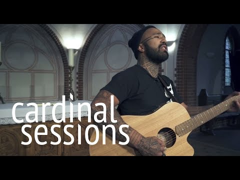Nahko - Dragonfly - CARDINAL SESSIONS:  NAHKO is back. His new record will be out this week, and it was a great opportunity to meet him again after a filmed session almost two years ago. We invited him to a church in Cologne to perform one song, wandering around the church that fits the song really well. This one is called