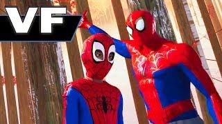 Video SPIDER-MAN : NEW GENERATION Bande Annonce VF (2018) Animation MP3, 3GP, MP4, WEBM, AVI, FLV Juni 2018