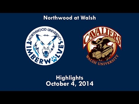 Northwood Football Versus Walsh Highlights