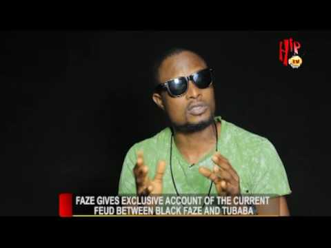 Faze Gives Exclusive Account Of The Feud Between Blackface And Tubaba (nigerian Entertainment News)