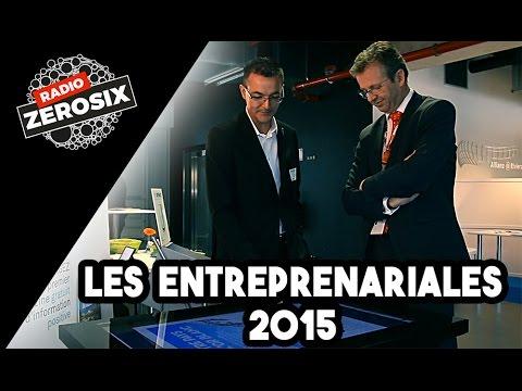 Les Entreprenariales 2015